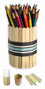 Pot A Crayon : 1001 id es pour fabriquer un pot crayon adorable soi m me ~ Teatrodelosmanantiales.com Idées de Décoration