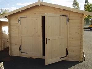 Garage Le Moins Cher : garage en bois sans permis de construire ~ Medecine-chirurgie-esthetiques.com Avis de Voitures