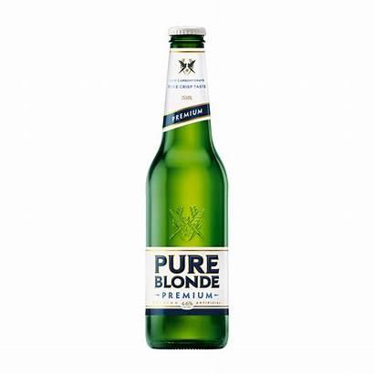 Pure Blonde Beer Australian Value