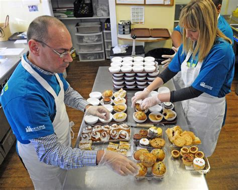 soup kitchen me molina healthcare volunteers pitch in at augusta soup