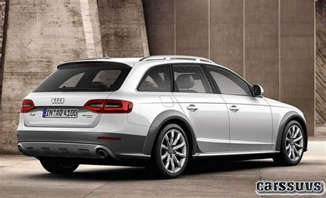 Lineup 20182019 Audi  2016 The Year  New Cars Price