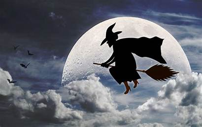 Halloween Witch Wallpapers Witches Scary