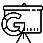 Google Icon Classroom Wired Logos Icons8 Windows