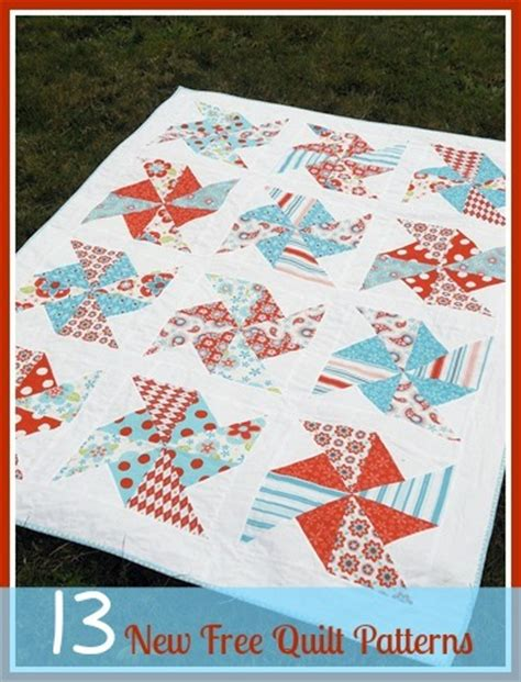 free easy quilt patterns 13 new free quilt patterns 8 easy quilt patterns