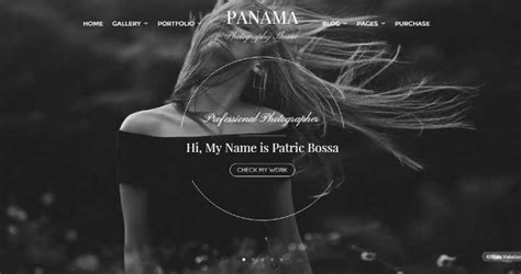 Top Model Web Templates For 2017 by 20 Stunning Model Agency Themes 2017