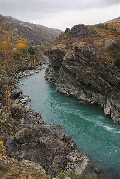 Kawarau Gorge River Zealand Tributary Rivers Wikipedia
