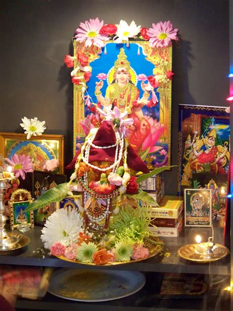 Varalakshmi Vratham Decoration Ideas With Coconut by Vara Lakshmi Vratham Or Maha Lakshmi Puja