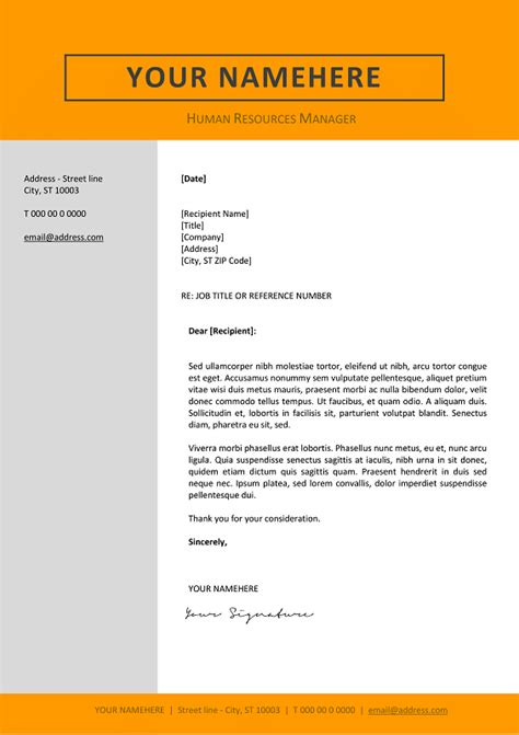 Using this template, you can easily create the good resume with clean, minimalist and modern look. Jordaan - Clean Resume Template | Resume cover letter template