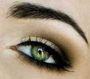Yeux Verts Rares : maquillage yeux verts quelques suggestions faites par ~ Nature-et-papiers.com Idées de Décoration