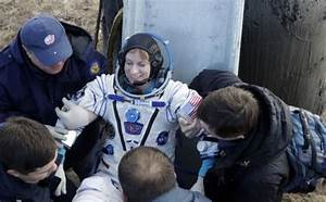 ISS astronauts returns back to Earth after 115 day mission ...