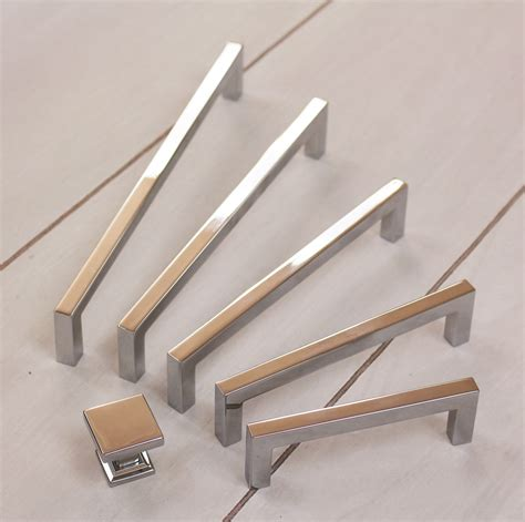 contemporary square cabinet pull cabinet hardware