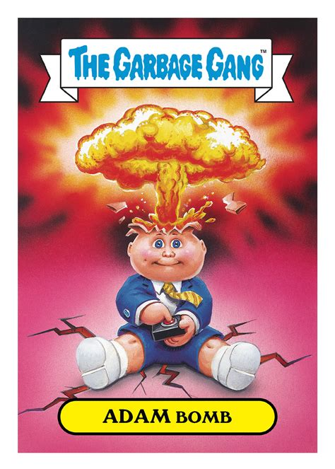 Garbage Pail Kids and Wacky Packages exclusives at San ...