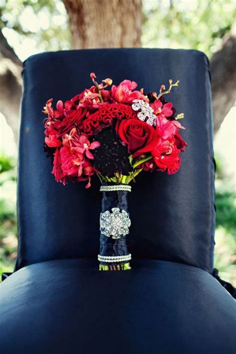 picture  stunning midnight blue color wedding ideas