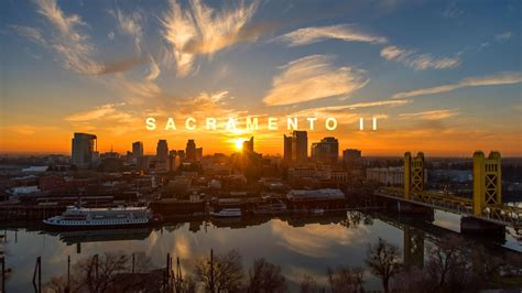 New Timelapse Video Shows Off Sacramento's Beauty At Night
