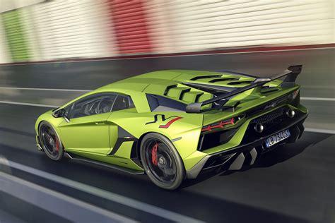 2019 Lamborghini Aventador SVJ: Performante-Style Aero ...