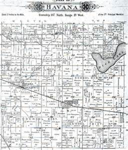 Steele County MN Plat Map