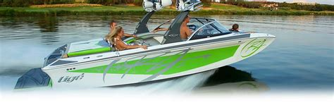 Tige Boat Graphics For Sale by Select Outboard Decals