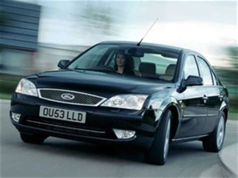 ford mondeo  user guide itsmixe