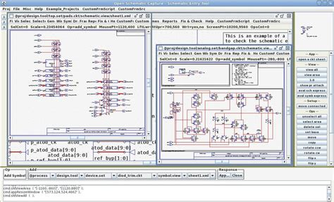 Schematic Software
