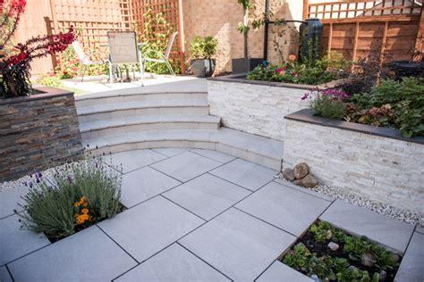 porcelain patio raised beds harrogate yorkshire pro