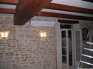 Bruit Climatisation Unite Interieure : installation de climatisation chauffage r versible dax ~ Premium-room.com Idées de Décoration