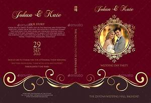 Wedding DVD Cover and DVD Label Template Vol.9 | DVD cover ...