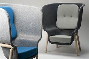 Behind the Design Process: The Pod Chair From Benjamin ...