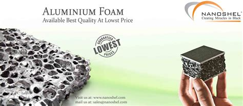 aluminium metal foam  price high purity fast delivery