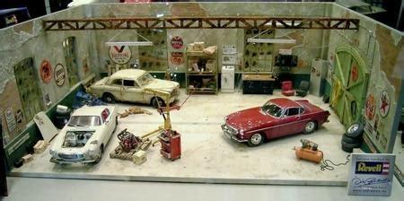 volvo garage  miniature hemmings daily