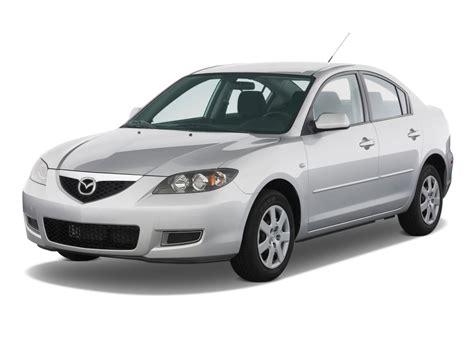 2008 Mazda 6 Sedan Auto Design Tech