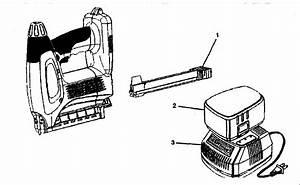 Craftsman 315115120 Power Nailer Parts