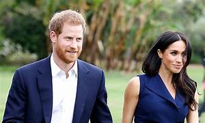 Prince Harry and Meghan Markle receive rapturous welcome ...