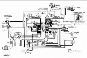 I Need Help Finding The Vacuum Hose Diagram For A 1986