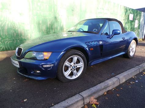 1999 Bmw Z Series Z3 Roadster Convertible (petrol / Manual