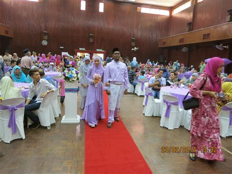 mysound entertainment blogspotcom majlis perkahwinan ahmad shafiq  khairoon arina dibbbangi