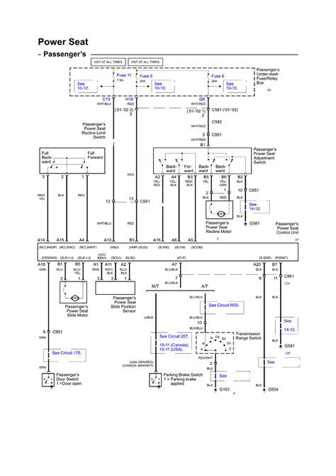 2001 Acura Rl Wiring Diagram by Repair Guides Wiring Diagrams Wiring Diagrams 3 Of