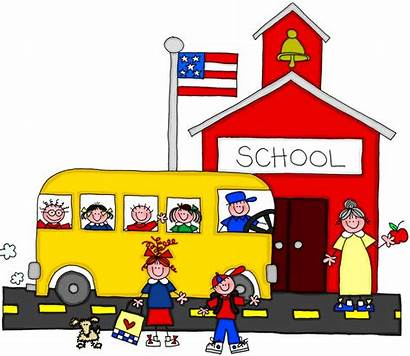 Clip Clipart Classroom Teachers Cliparts Cartoon Supplies
