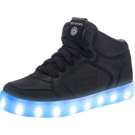 sneaker mit led sohle kinder sneakers high blinkies mit led sohle skechers mytoys