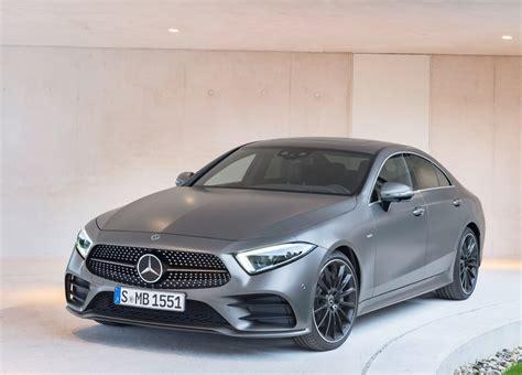 Mercedes Benz 2019 : Mercedes Cls 2018-2019 фото видео, цена комплектации