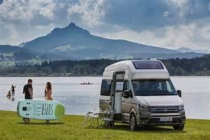 Van Volkswagen California : vw concept van ultimate camper unveiled at german caravan show ~ Gottalentnigeria.com Avis de Voitures