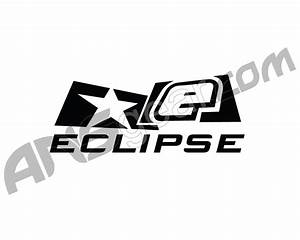 Planet Eclipse Logo Tattoo - 5 Pack