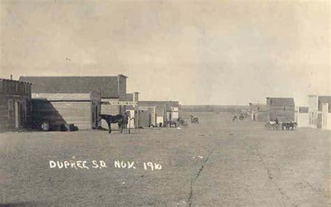 Penny Postcards from County, South Dakota