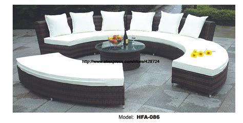 canap demi rond achetez en gros ronde canapé ensemble en ligne à des