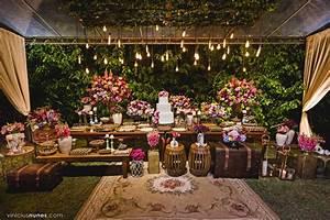Tendências para as noivas: Dicas e decoração para