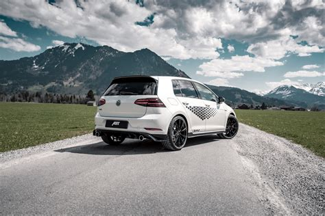 abt   volkswagen golf gti tcr hp gtspirit