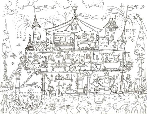 work on dover publications coloring books and
