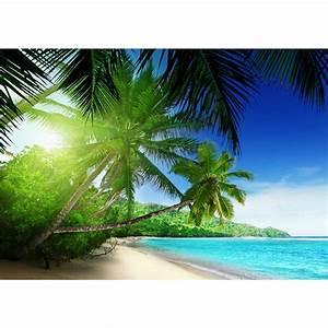 Bilder Meer Strand : premium fototapete no 5 paradise beach strand meer palmen beach 3d ozean ebay ~ Eleganceandgraceweddings.com Haus und Dekorationen