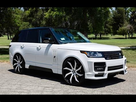 range rover tuning land rover tuning review 2017 4k
