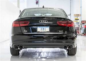 Audi A6 C7 Tuning : awe tuning audi c7 5 a6 3 0t touring edition exhaust ~ Kayakingforconservation.com Haus und Dekorationen