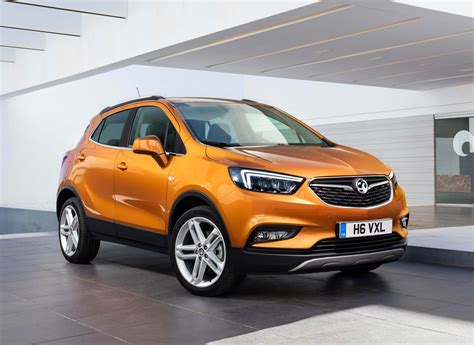 vauxhall orange vauxhall mokka x review parkers